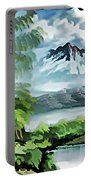 Forest Impression 18 Portable Battery Charger