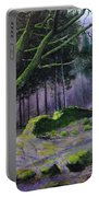 Forest In Wales Portable Battery Charger