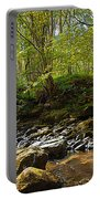 Forest Landscape Portable Battery Charger