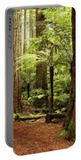 Forest Portable Battery Charger by Les Cunliffe
