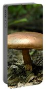 Forest Mushroom Portable Battery Charger