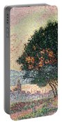 Forest Near St Tropez Portable Battery Charger