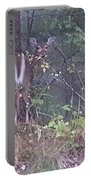 Forest Peek A Boo Portable Battery Charger