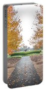 Forest Park Benches Portable Battery Charger