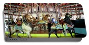 Forest Park Carousel Portable Battery Charger