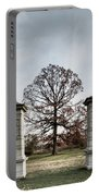 Forest Park Columns Portable Battery Charger