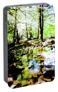 Forest People Portable Battery Charger