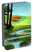 Forest Stream - Through The Forest Series Portable Battery Charger