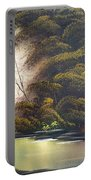 Forest Tranquility  Portable Battery Charger