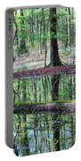 Forest Wetland Portable Battery Charger