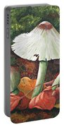 Forest Wonders Portable Battery Charger