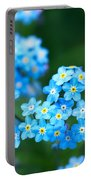 Forget -me-not 4 Portable Battery Charger