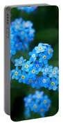Forget -me-not 5 Portable Battery Charger