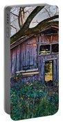 Forgotten Barn Portable Battery Charger