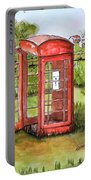 Forgotten Phone Booth Portable Battery Charger