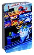 Formula 1 Race Portable Battery Charger