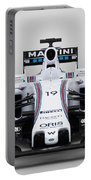 Formula 1 Williams Fw37 Portable Battery Charger