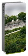 Fort Mackinac Portable Battery Charger