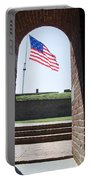 Fort Mchenry Star Spangled Banner Portable Battery Charger