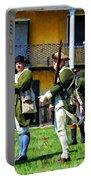 Fort Mifflin - Philadelphia Portable Battery Charger