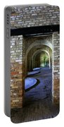Fort Pickens Interior Portable Battery Charger