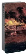 Fort Sumter, 1861 Portable Battery Charger