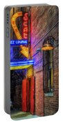 Fort Worth Impressions Scat Lounge Portable Battery Charger