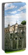 Fortress Of The Tower Of London Portable Battery Charger