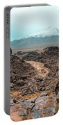 Fossil Falls  Portable Battery Charger