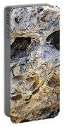 Fossil Rock Abstract - Eyes Portable Battery Charger