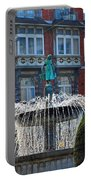 Fountain Of Brussels Portable Battery Charger