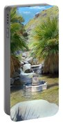 Fountain Of Youth Portable Battery Charger