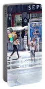 Fountain Party Portable Battery Charger