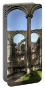Fountains Abbey 4 Portable Battery Charger