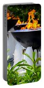 Fountains Of Fire Portable Battery Charger