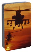 Four Ah-64 Apache Anti-armor Portable Battery Charger