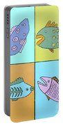 Four Fish Portable Battery Charger