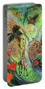 Four Seasons Of Vine Summer Portable Battery Charger