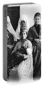 Four Women From Bethlehem Portable Battery Charger