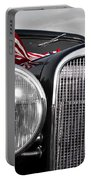 Fourth Of July-chevvy  Portable Battery Charger by Douglas Barnard