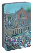 Fowey Cornwall Portable Battery Charger