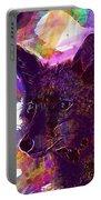 Fox Animal Tuscany  Portable Battery Charger