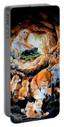 Fox Family Addition Portable Battery Charger