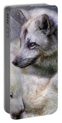 Fox Moods Portable Battery Charger