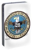 Fox News Presidential Seal Portable Battery Charger