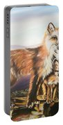 Foxes   Fundamental Foresight Foundation  Portable Battery Charger