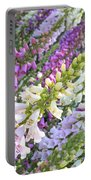 Foxglove Card Portable Battery Charger
