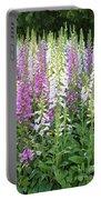 Foxglove Garden - Vertical Portable Battery Charger