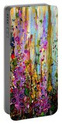 Foxgloves Panel One Portable Battery Charger