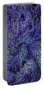 Fractal Blues Portable Battery Charger